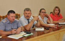 Вопросы зимнего содержания дорог обсудили в ходе аппаратного совещания
