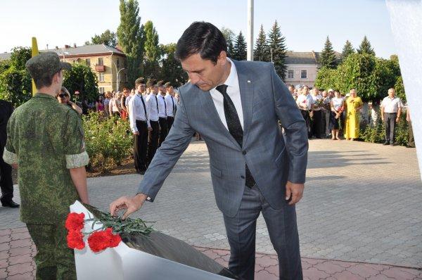 Бендеры отмечают 74-ю годовщину освобождения города от немецко-фашистских захватчиков