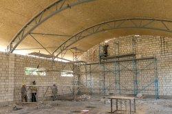 В Александро-Невском парке откроется выставочный павильон