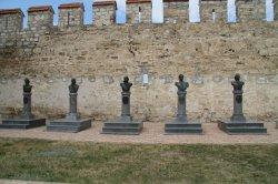 В Бендерской крепости появится бюст атамана Донского казачьего войска Матвея Платова