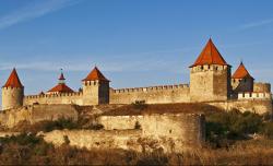 Открытие парка в крепости
