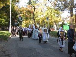 В Бендерах 14 октября пройдет крестный ход