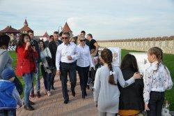 День анимации в Бендерской крепости собрал тысячи бендерчан и гостей города
