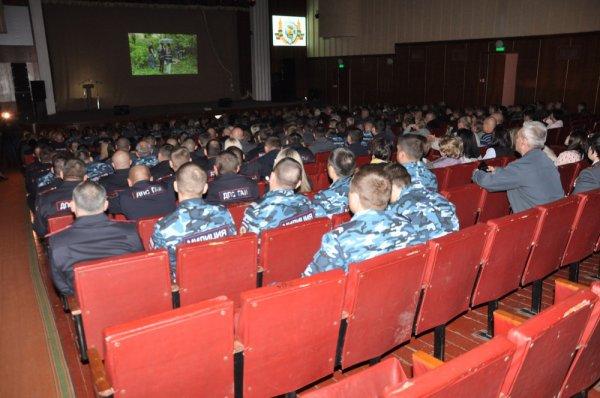 В Бендерах прошли торжества, приуроченные ко Дню милиции
