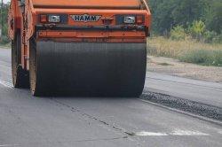 В городе продолжаются ремонтные работы на дорогах