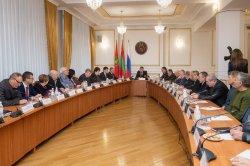 Общественники обсудили актуальные вопросы на встрече с Президентом