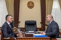 Приднестровское руководство планирует завершить работы на трех объектах, строительство которых было начато по линии АНО «Евразийская интеграция»