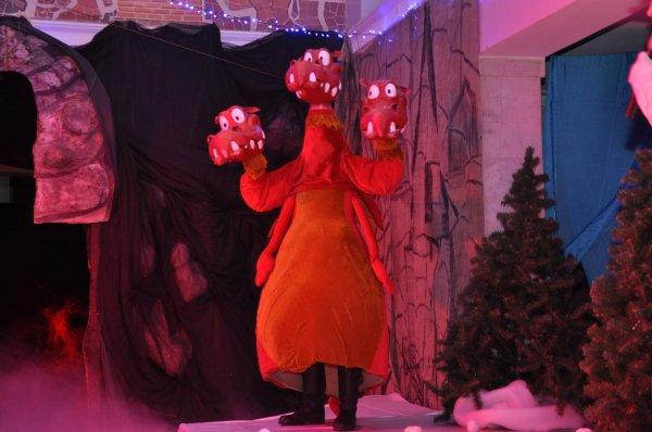 Волшебство – каждому ребенку. В праздничные дни в городе прошла елка под патронатом Президента