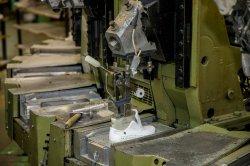 Почти 500 тысяч евро на модернизацию. Обувная фабрика «Тигина» получила льготный кредит