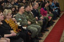 В Бендерах состоялось торжественное собрание, приуроченное к 23 февраля