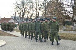 В Бендерах чествовали участников миротворческой операции