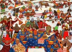 В Бендерах в рамках проведения народного гуляния «Широкая Масленица» объявлены открытые конкурсы: «Блины масленичные -2019», «Самовар Самоварыч» и «Красавица-Матрешка».