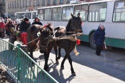 Фестиваль «Мэрцишор»  в Бендерах открыли акцией «Приднестровская весна»