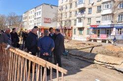 Сроки ремонта коллектора по Лазо на участке от Калинина до Советской будут продлены