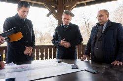Вадим Красносельский посетил с инспекцией город Бендеры