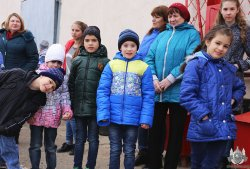 Воспитанники коррекционной школы-интерната побывали в конюшнях МВД