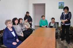 Светлана Познанская встретилась с членами союза «Память»