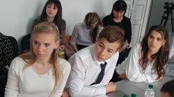 Досуг глазами молодежи. Роман Иванченко встретился со старшеклассниками теоретического лицея