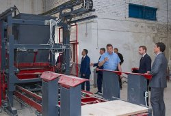В Бендерах на днях откроется производство тротуарной плитки
