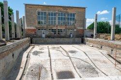 Городской бассейн введут в эксплуатацию во втором полугодии 2019-го
