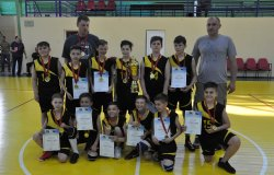 Юные баскетболисты и волейболистки из Бендер показали отличные результаты