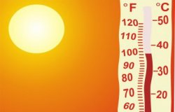 Повышение максимальной температуры воздуха