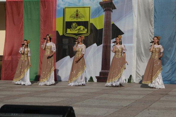 День России в Бендерах отметили большим концертом