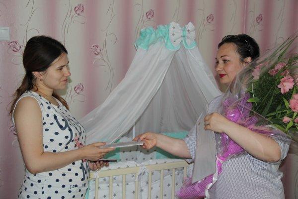 В Бендерах в День защиты детей появились на свет двое малышей