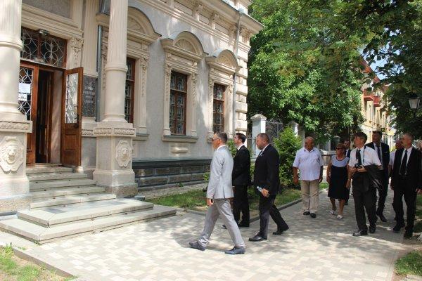 Дружба налаживается. Бендеры посетила делегация из Венгрии