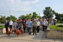 Трагическая случайность. В Бендерах вспоминали воинов, погибших при расстреле колонны в 1992 году