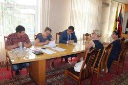 Роман Иванченко провел прием граждан