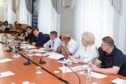 Вице-премьер – глава минздрава встретился с руководителями общественных организаций по делам инвалидов
