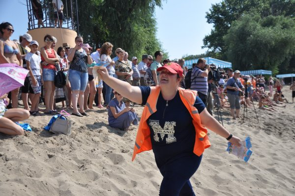 Поездки на море отменяются: в Бендерах открылся новый пляж