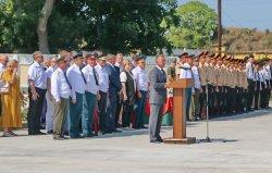 Мира творцы. В Бендерах прошла череда мероприятий, посвященных 27 годовщине со дня ввода миротворческих сил Российской Федерации в Приднестровье