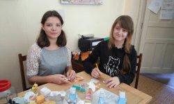 Школьники работают на каникулах по желанию