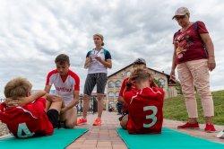 Фестиваль спорта «От значка ГТО - к Олимпийским медалям»