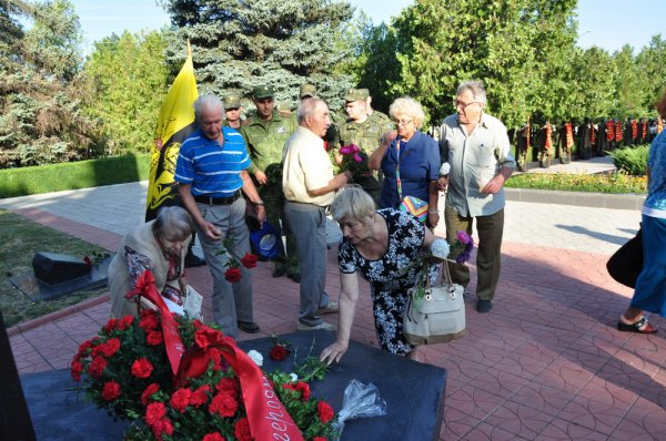 Бендеры отметили 75 годовщину со дня освобождения города от немецко-фашистских захватчиков
