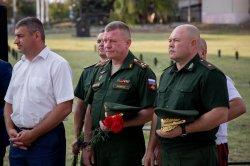 Там, где живет история. Накануне в Бендерах отметили праздник 55 Подольского полка