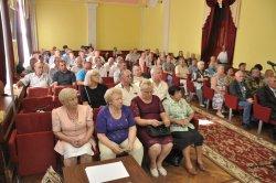 Городской Союз защитников Приднестровья отметил 25-летие со дня образования