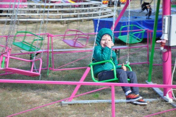Аттракционы для детей и взрослых: в Бендеры из Праги приехал луна-парк (обновлено)
