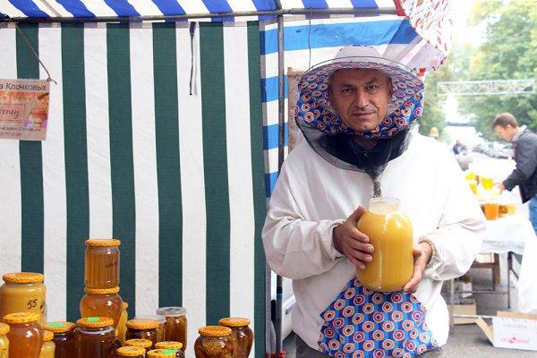 В минувшие выходные в Бендерах прошла выставка-ярмарка «Покупай приднестровское!»