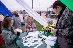 В Бендерской крепости прошел семейный фестиваль