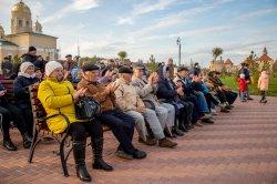 В Александро-Невском парке отметили День народного единства