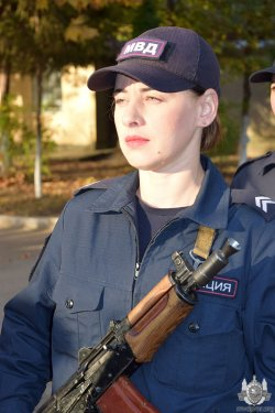 В Бендерах отметили День милиции