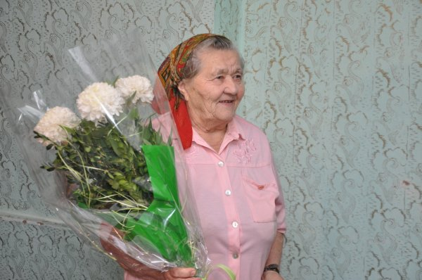 Ветерану поздравление, почет и уважение