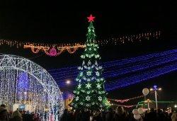 Двухдневный новогодний фестиваль (фотоотчет)