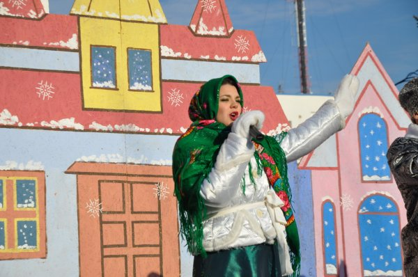 Рождественская ярмарка в Бендерах (обновлено)