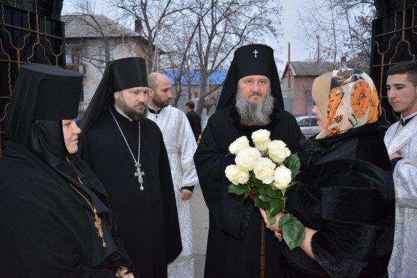 Архиепископ Савва совершил Литургию в Свято-Петропавловском монастыре г. Бендеры