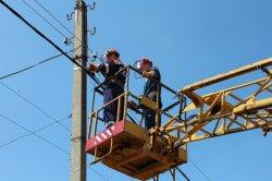 Авария на электросетях