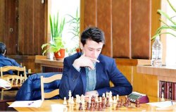 Бендерчанин Владимир Хамицевич завоевал серебро на чемпионате Молдавии по быстрым шахматам